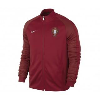 Nike vous propose la veste Authentic N98 Portugal en Rouge