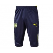 Pantalon 3/4 Puma Arsenal Bleu