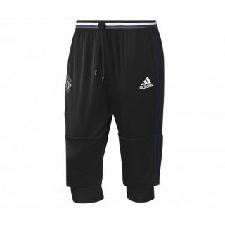 Pantalon 3/4 adidas Manchester United Noir