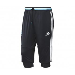 Pantalon 3/4 adidas Olympique de Marseille Noir