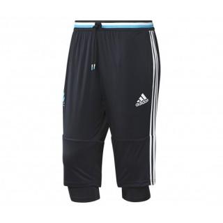 Pantalon 3/4 adidas Olympique de Marseille Noir Enfant