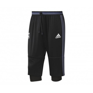 Pantalon 3/4 adidas Real Madrid Noir Enfant