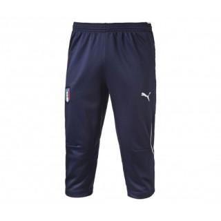 Pantalon ¾ Entraînement Italie Bleu Marine