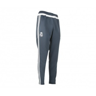 Pantalon Entraînement Real Madrid Gris