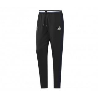 Pantalon Entraînement adidas Manchester United Noir