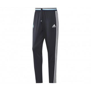 Pantalon Entraînement adidas Olympique de Marseille Noir