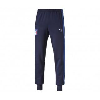 Pantalon Fan Italie Bleu Marine