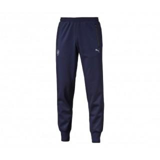 Pantalon Molleton Puma Arsenal Bleu