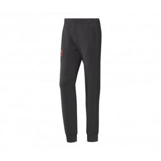 Pantalon Molleton adidas Manchester United Gris