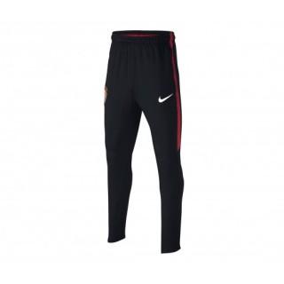 Pantalon Nike AS Monaco Squad Noir Enfant