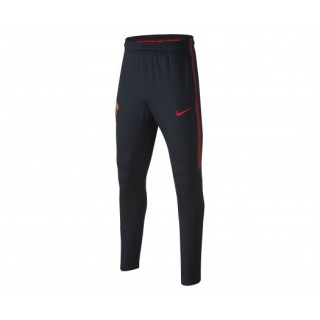 Pantalon Nike AS Roma Squad Bleu Enfant