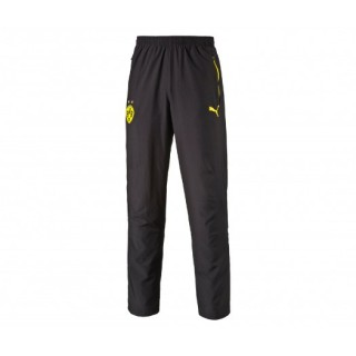 Pantalon Présentation Puma Borussia Dortmund Noir