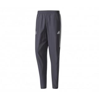 Pantalon Présentation adidas Manchester United Gris