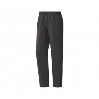 Pantalon Présentation adidas Manchester United Gris Enfant