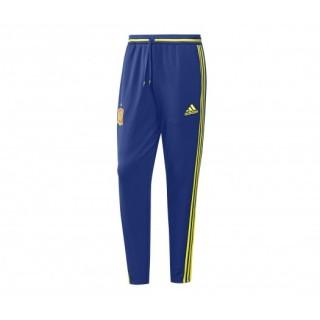 Pantalon Training Espagne Bleu
