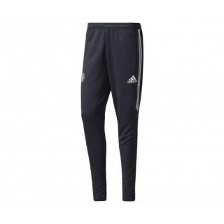 Pantalon adidas entraînement Manchester United Gris