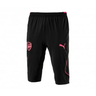 Pantalon entraînement 3/4 Puma Arsenal Noir Enfant