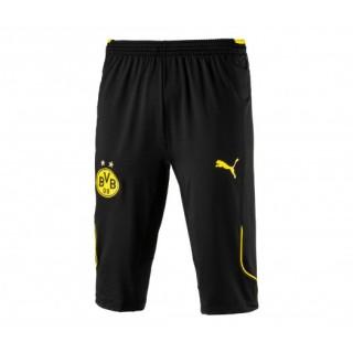 Pantalon entraînement 3/4 Puma Borussia Dortmund Noir
