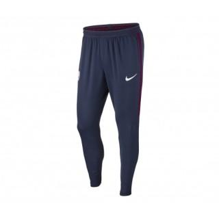 Pantalon entraînement Nike Manchester City Strike Bleu