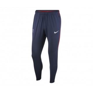 Pantalon entraînement Nike Paris Saint-Germain Squad Bleu