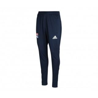 Pantalon entraînement adidas Olympique Lyonnais Bleu Enfant