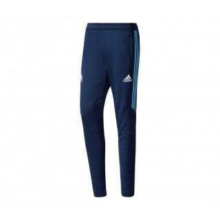 Pantalon entraînement adidas Olympique de Marseille Bleu