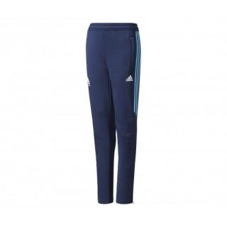 Pantalon entraînement adidas Olympique de Marseille Bleu Enfant