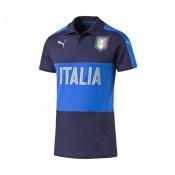 Polo Casual Italie Bleu