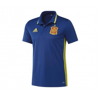 Polo Espagne bleu