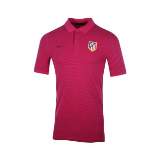 Polo Nike Authentic Atlético Madrid Rose