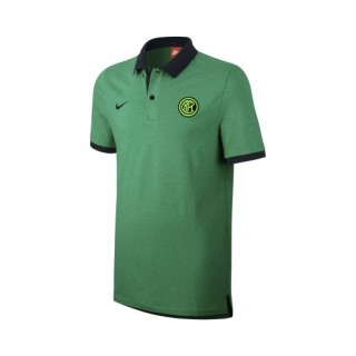 Polo Nike Authentic Inter Milan Vert