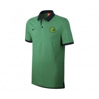 Polo Nike Authentic Inter Milan Vert