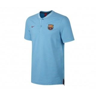 Polo Nike FC Barcelone Bleu