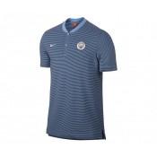 Polo Nike Manchester City Bleu