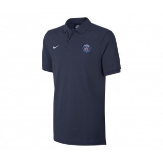 Polo Nike Paris Saint-Germain Bleu