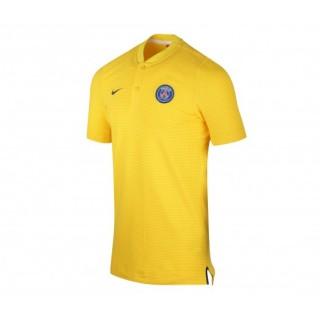 Polo Nike Paris Saint-Germain Jaune