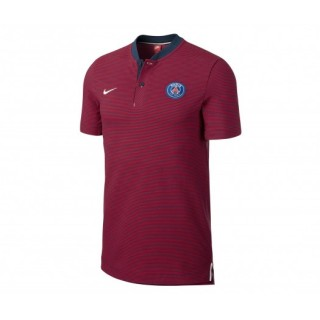 Polo Nike Paris Saint-Germain Rouge