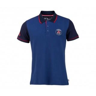 Polo PSG Essentiel Bleu