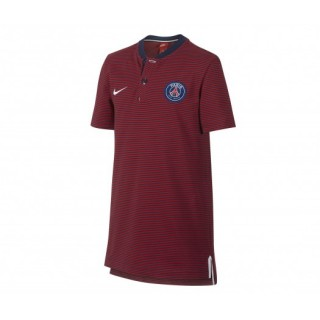 Polo Paris Saint-Germain Rouge Enfant