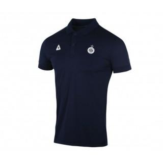 Polo Présentation Le Coq Sportif AS Saint-Étienne Bleu