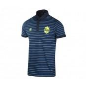 Polo Umbro FC Nantes Noir et Bleu