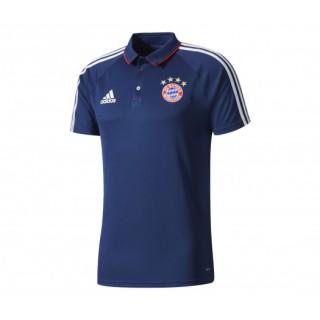 Polo adidas Bayern Munich Bleu