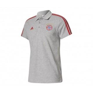 Polo adidas Bayern Munich Gris