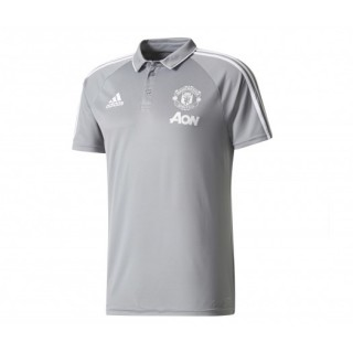 Polo adidas Manchester United Gris
