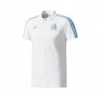 Polo adidas Olympique de Marseille Blanc