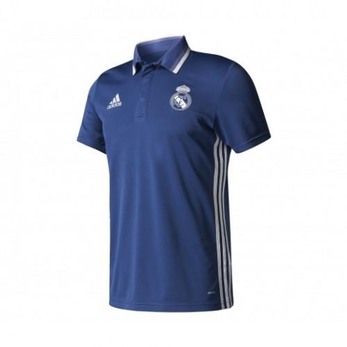 Polo adidas Real Madrid Bleu Site Francais