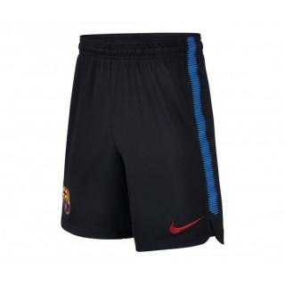 Short Entrainement Nike FC Barcelone Squad Noir Enfant
