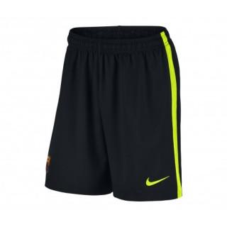 Short Gardien Nike FC Barcelone 2016/17 Noir
