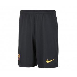 Short Gardien Nike FC Barcelone Noir Enfant
