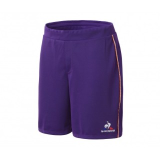 Short Le Coq Sportif Fiorentina Domicile 2016/17 Violet